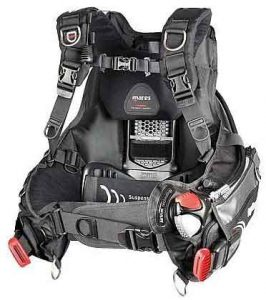 Mares BCD Hybrid AT - chaleco de buceo